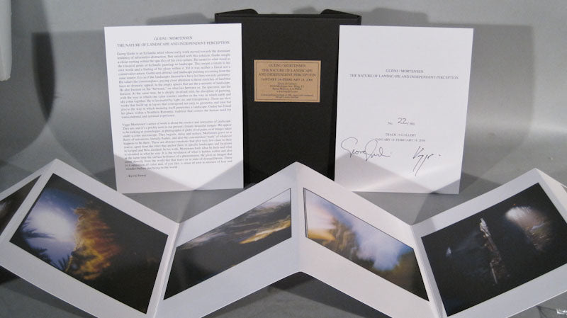 Georg Gudni / Viggo Mortensen - Edition of Boxed Prints - 2006