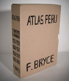 Fernando Bryce: Atlas Peru [Signed. Out of Print]