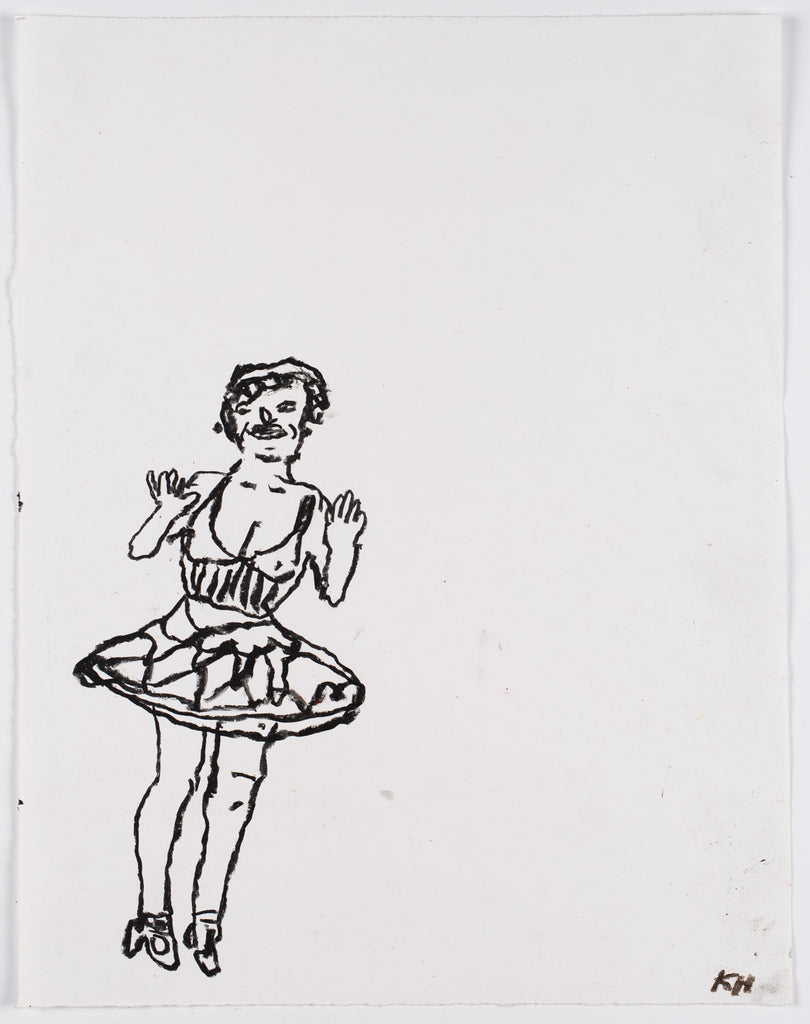 Kathleen Henderson - Out•takes Drawing #44