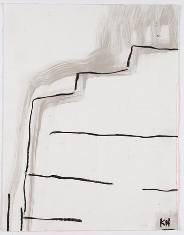 Kathleen Henderson - Out•takes Drawing #75