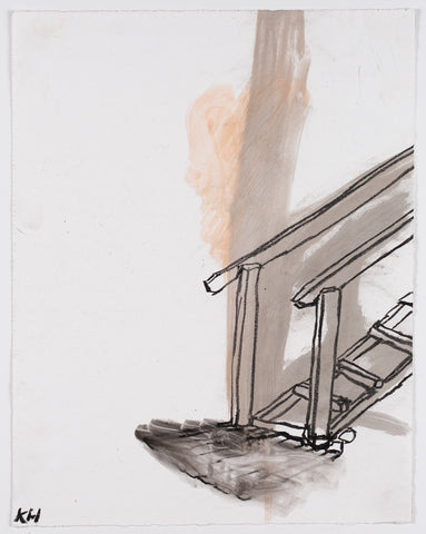 Kathleen Henderson - Out•takes Drawing #76