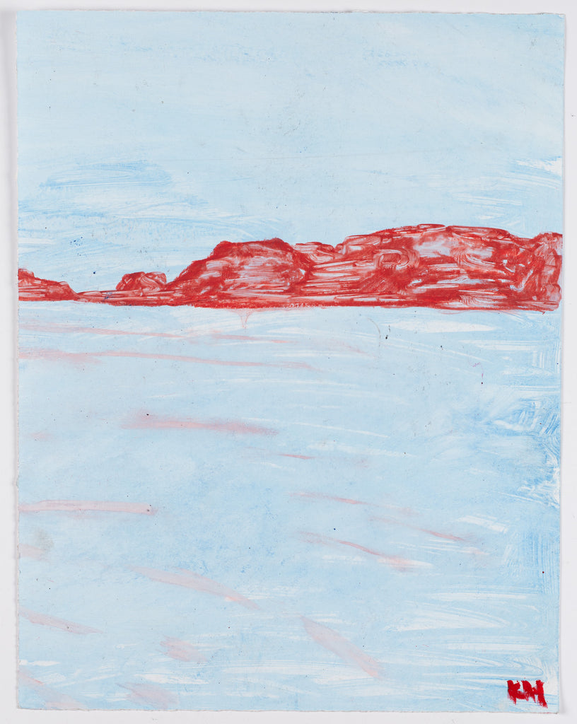 Kathleen Henderson - Out•takes Drawing #79