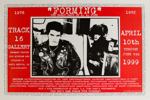 Forming: The Early Days of L.A. Punk - Poster - 1999