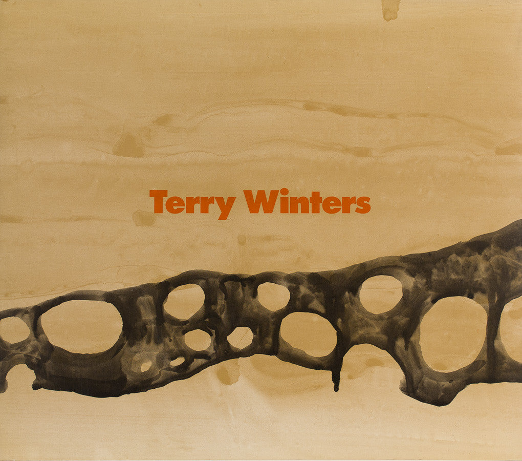 Terry Winters [Exhibition Catalogue] by Klaus Kertess & Lisa Phillips [Softcover]