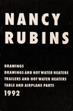 Drawings, Drawings and Hot Water Heaters... by Nancy Rubins [Softcover]