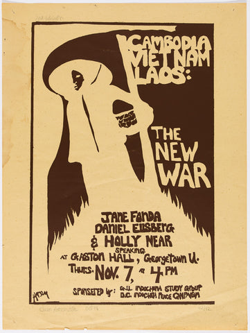 Karen Somerville, Cambodia, Vietnam, Laos: The New War, 1974