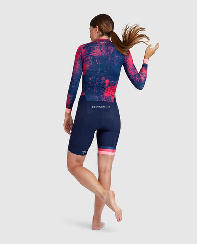 Peppermint Long Sleeve Skinsuit