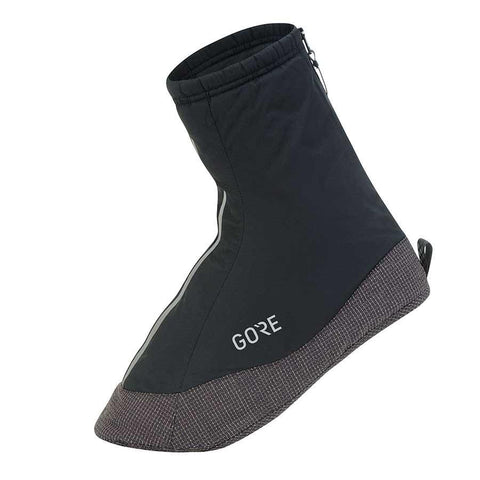 Gore Wear, C5 GWS, Insulated Overshoes, Black, L, 1003849900 - Cycle Technique
