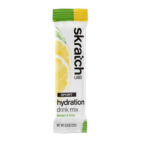 Skratch Hydration Drink Mix (22g) Lemon Lime