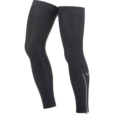 Gore Wear, C3 GWS, Leg Warmers, Black, M, 1004149900