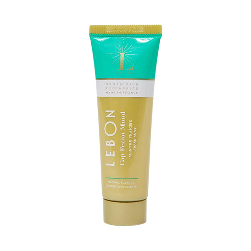 Cap Ferrat Mood Fresh Mint Toothpaste - Travel Size