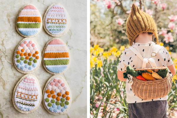 DIY | Felt Easter Treats
