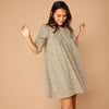 Organic Cotton Fleur Dress - Bonne Vie Floral