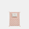 Organic Cotton Strolley Bedding Set - Rose
