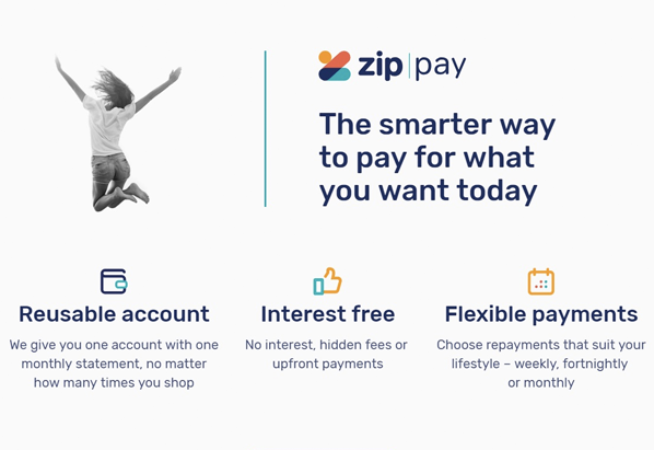 pay with zippay