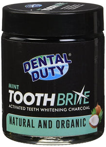 Natural Teeth Whitening Charcoal Powder - Made in USA