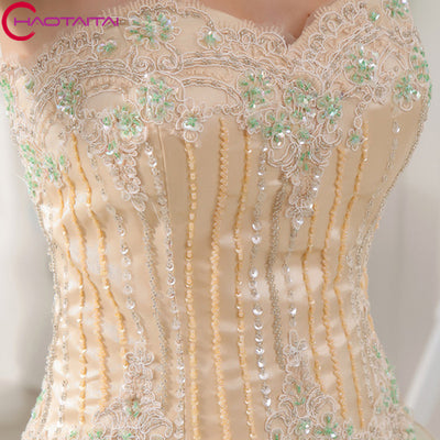 2016 Applique Beaded Beading Sleeveless Short Mini Sweetheart New Hand Make Special Occasion Prom Dresses