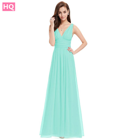 Prom Dresses Ever Pretty Empire EP09016 Ever Pretty Special Occasion Dresses V Neck Elegant