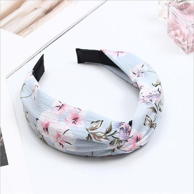 korean fashion knot hairband women girls hair head hoop band headband accessories for women scrunchy headdress headwear hairband