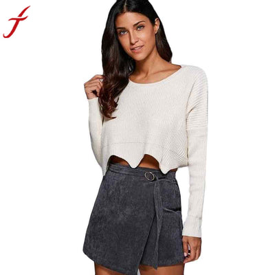 Women Irregular Corduroy Seamless Mini Skirt With Belt High Waist Slim Stretch Women Mini Skirts Saias#LSN