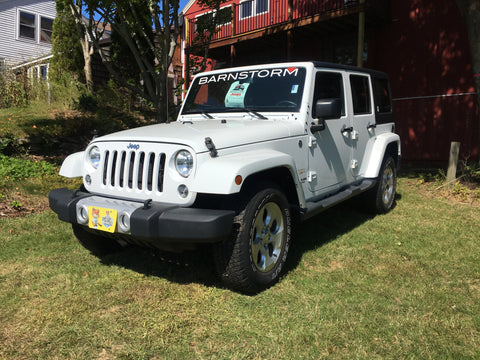 2015 Jeep Wrangler Unlimited Sahara FL504935