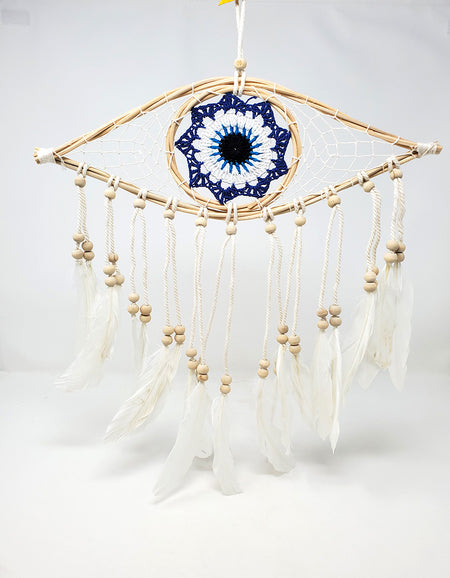 Eye of Horus Dreamcatcher