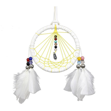 White Light Dream Catcher