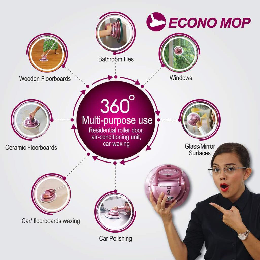 Econo multifunction mop