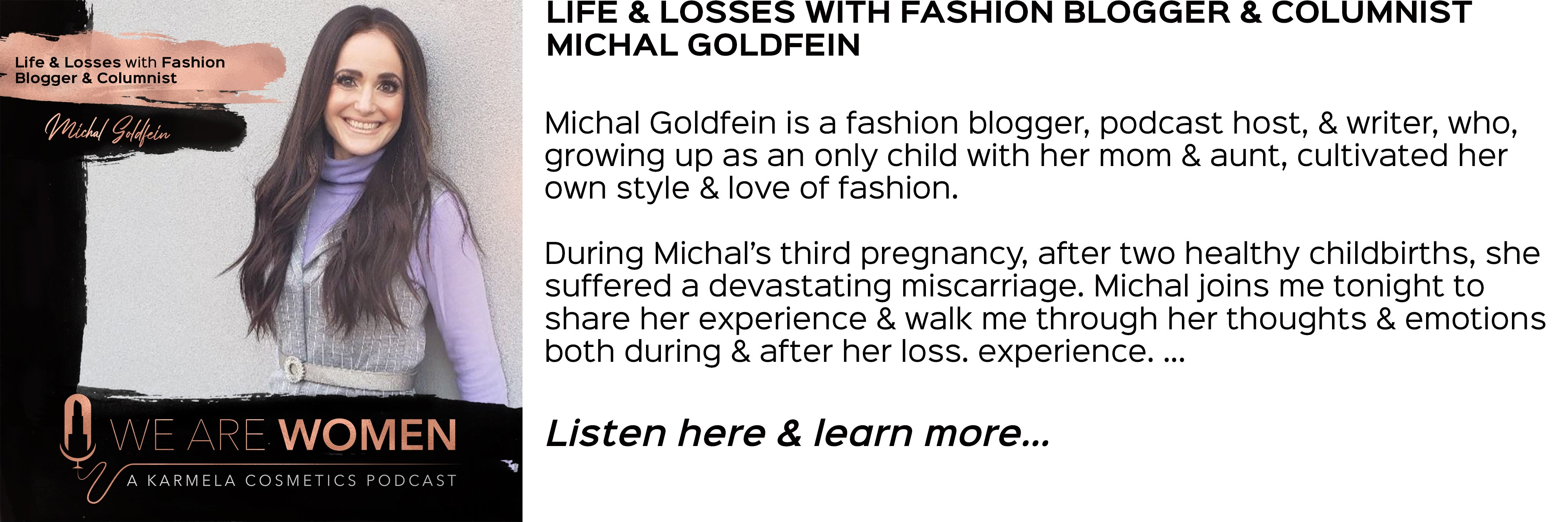 Michal Goldfein, love and losses, miscarriage stories, jewish press