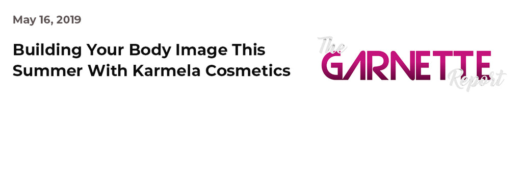 The Garnette Report on karmela cosmetics lipsticks