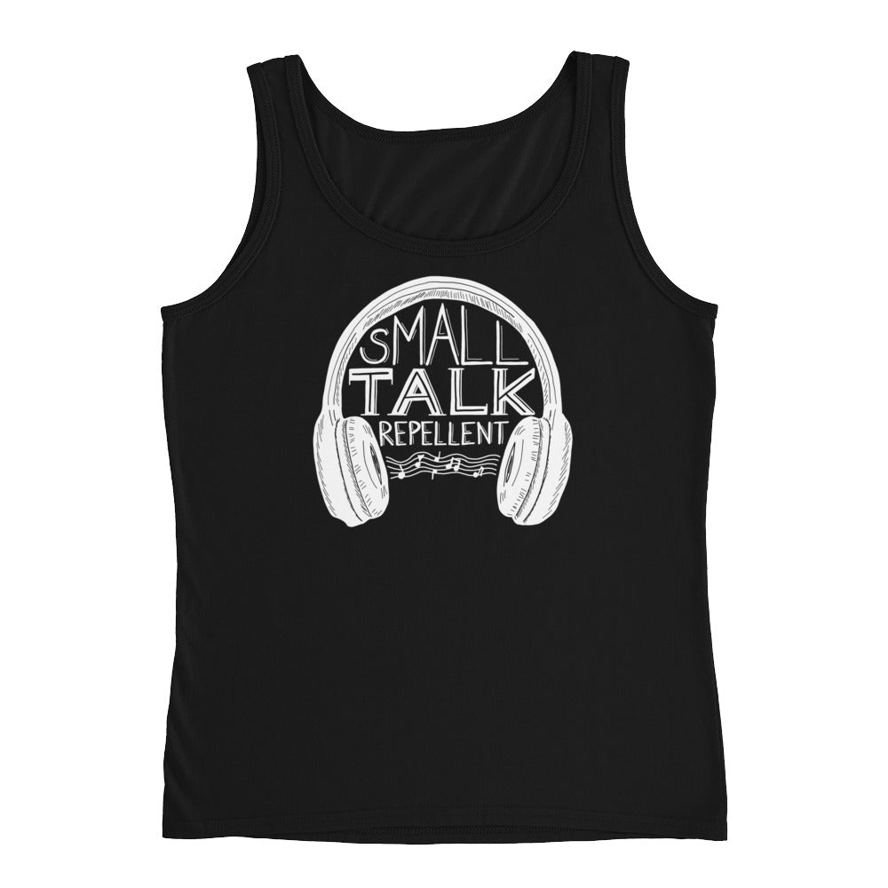 Small Talk Repellent: Women's tank