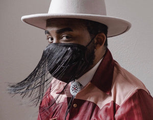 Orville Peck Face Mask
