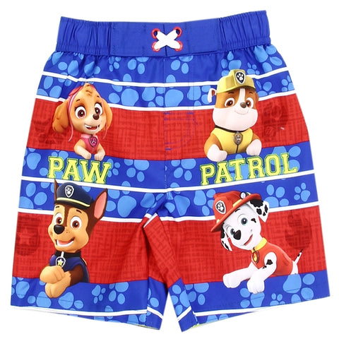 Paw Patrol Boys Toddler Swimsuit - loopylousboutique