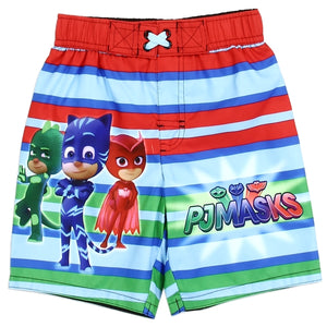 PJ Masks Boys Toddler Swimsuit - loopylousboutique