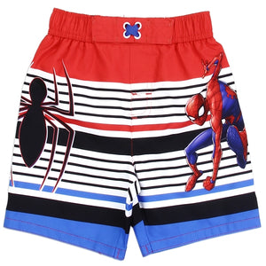 Spiderman Boys Toddler Swimsuit - loopylousboutique