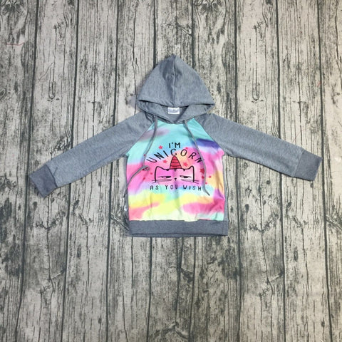 I'm A Unicorn Rainbow Hoodie - loopylousboutique