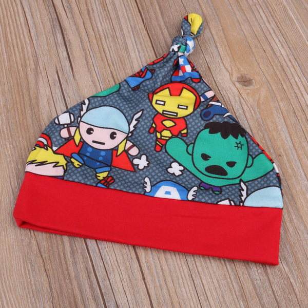 Superhero Has Arrived Infant Outfit - loopylousboutique