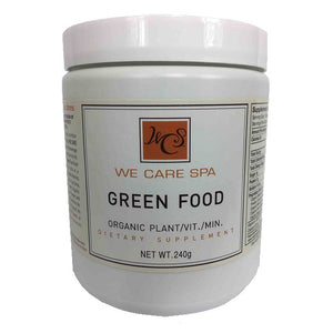 We Care 365 Green Food