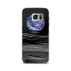 Earthrise - Galaxy Case