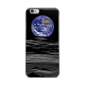Earthrise - iPhone Case