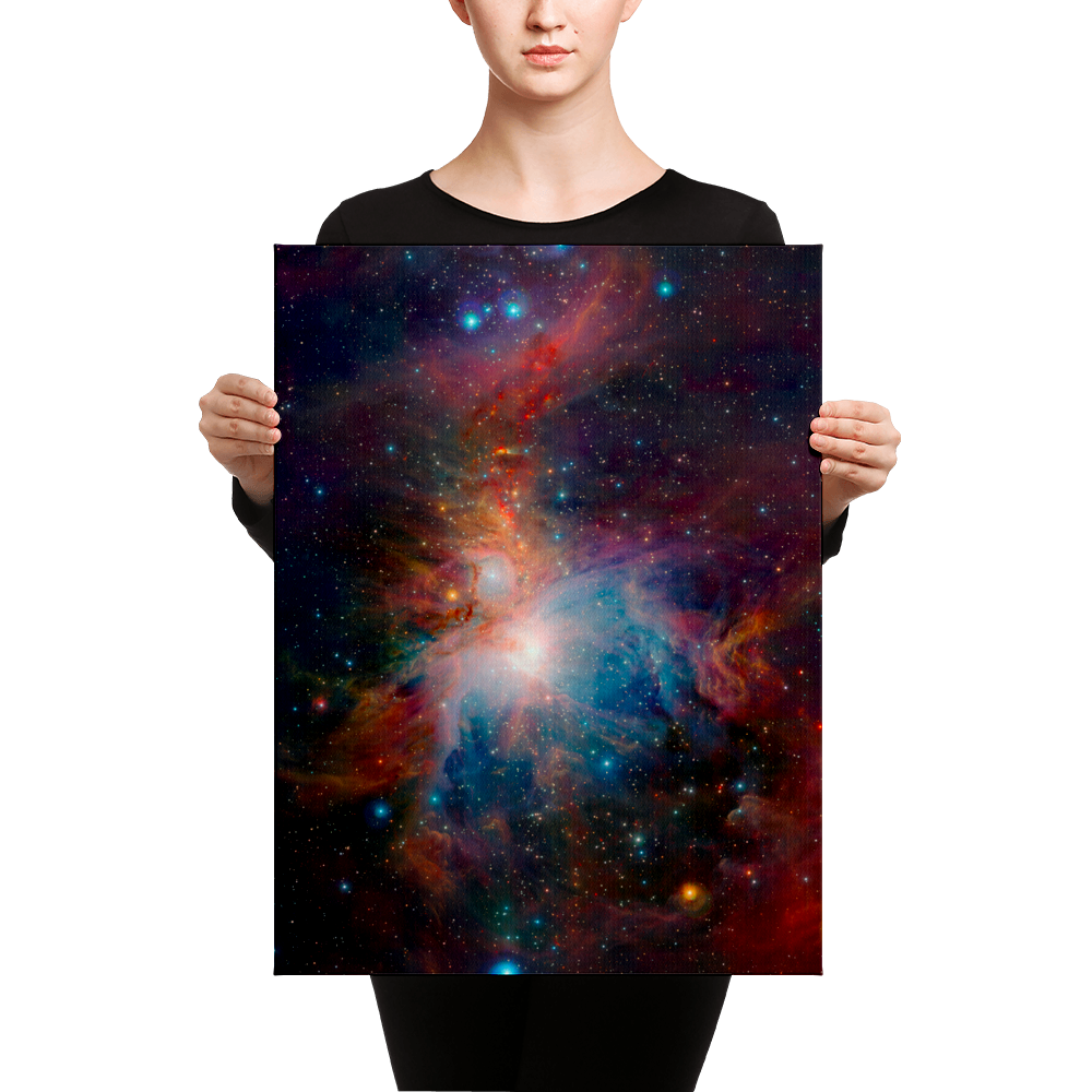 The Orion Nebula Wall Art