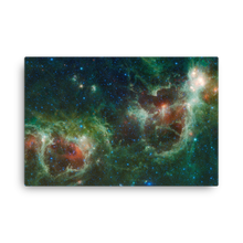 Heart and Soul Nebulae Wall Art