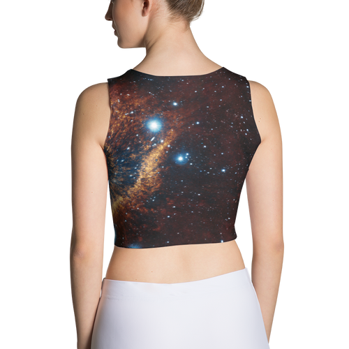 God's Eye Helix Nebula Sports Top (womens)