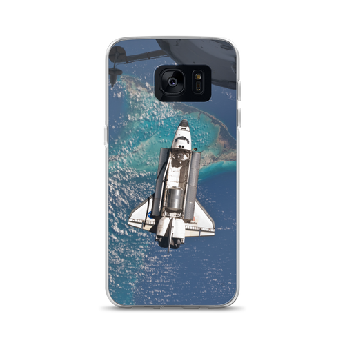 Atlantis and the ISS - Samsung Case