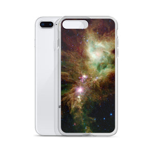 The Snowflake Cluster - iPhone Case