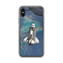 Atlantis and ISS - iPhone Case