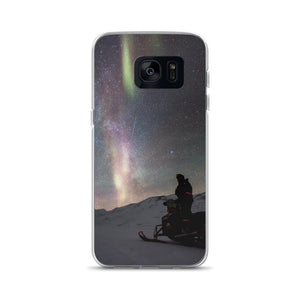 Aurora Borealis and the Milky Way - Samsung Case