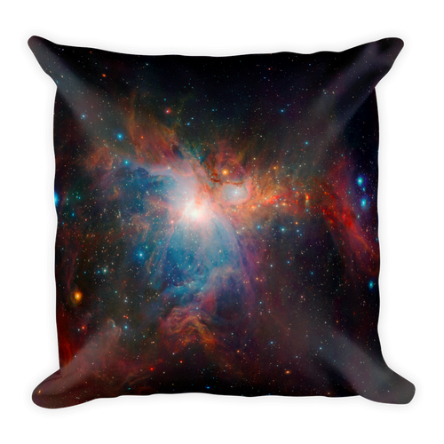 The Orion Nebula Throw Pillow
