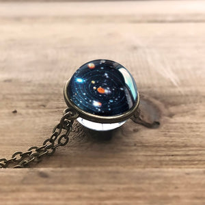(Best Seller) Universe in a Necklace