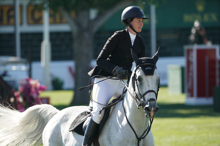'Be Available to Learn:' Hunter Holloway's Life Beyond the Equitation Ring
